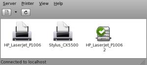 printer-configuration-localhost